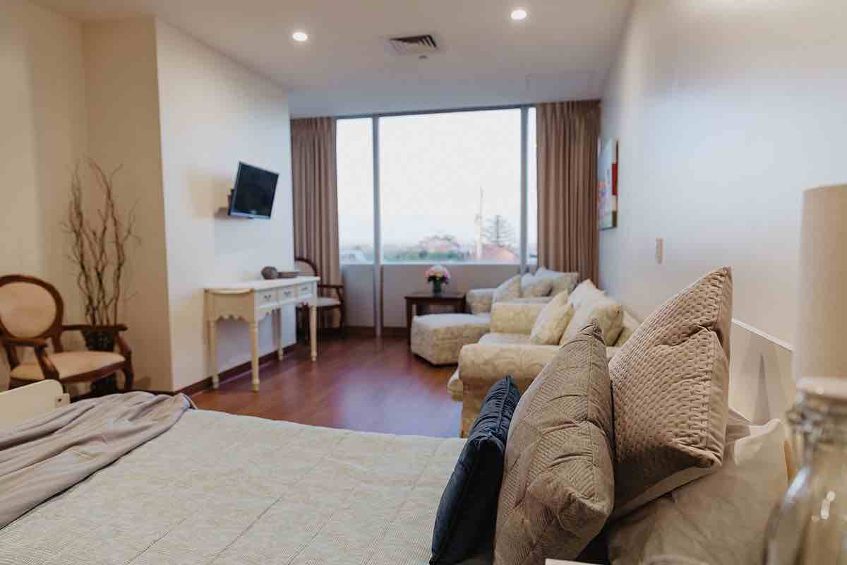 Moonee Ponds Aged Care Facility Melbourne