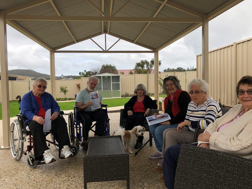 CraigCare-Residential-Aged-Care-Social-Time